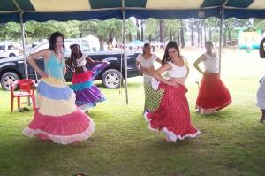 Cultural Dancers 2k9